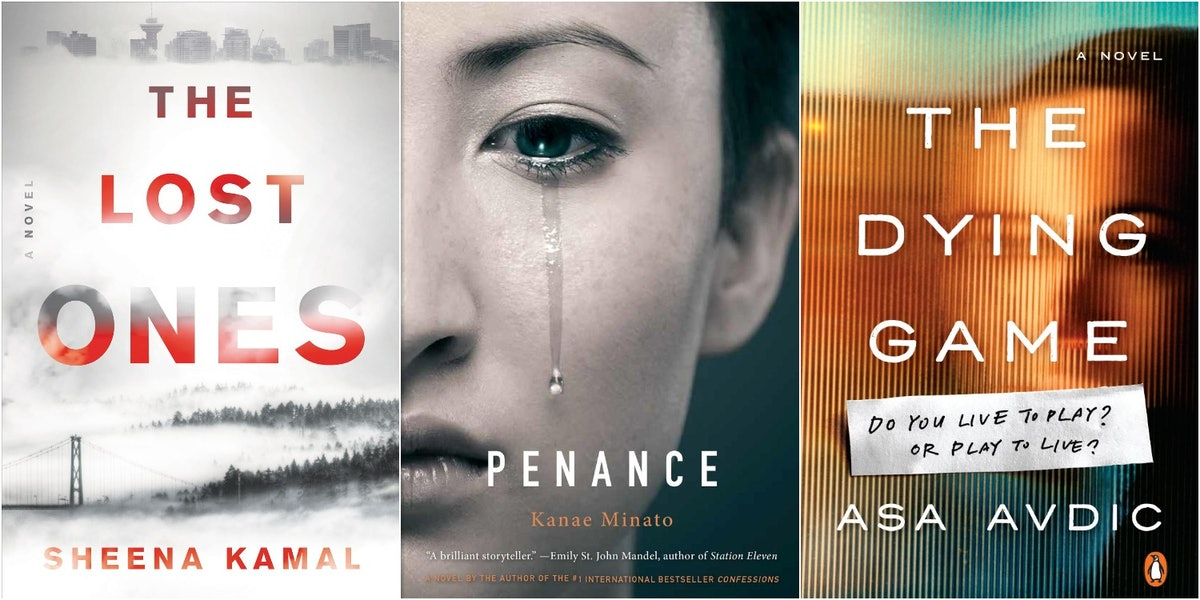 11 Thriller Novels That Could Be The Next 'Sharp Objects' TV Show