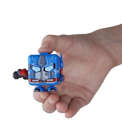 Optimus Prime Fidget Cube