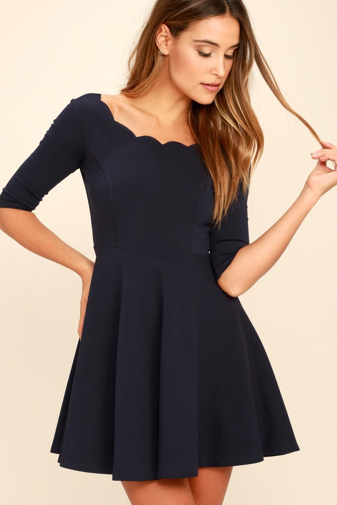 5c7240542305 15 Boat Neck Dresses Under $50 That Will Make You Feel Like Duchess Meghan  Markle