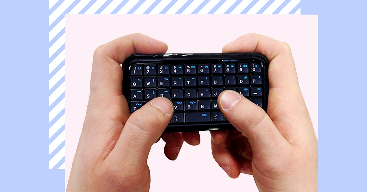 The 3 Smallest Bluetooth Keyboards