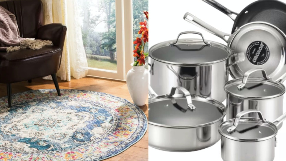 Wayfair's Black Friday In July Sale Is Here & The Deals Are