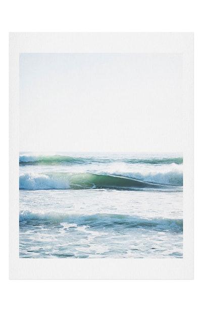 Deny Designs Bree Madden — Ride Waves Art Print