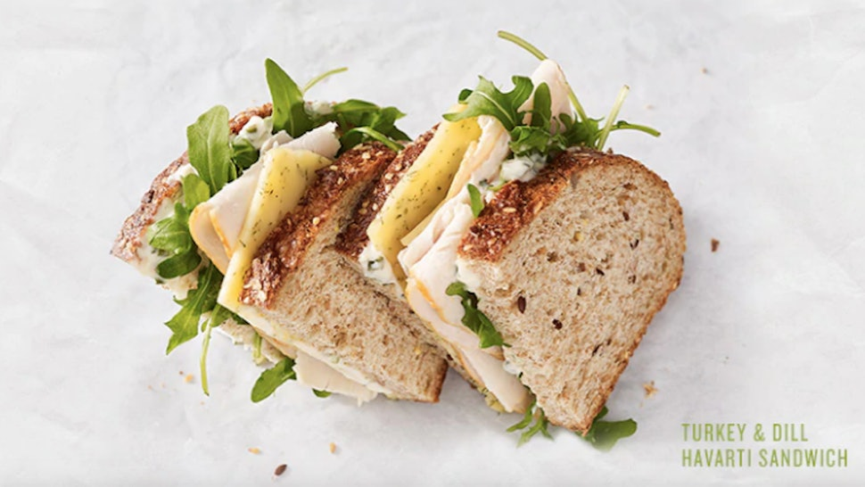 Starbucks Mercato Lunch Menu Is Expanding To Other U S