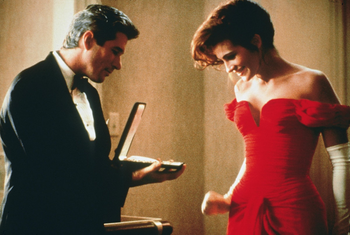 'Pretty Woman's Original Ending Was Way Different To The Version You Know