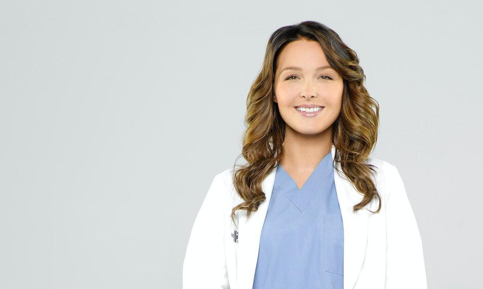 Grey\'s Anatomy\'s Camilla Luddington Shared A Season 15 Spoiler About ...