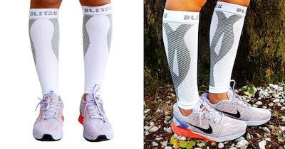 BLITZU Calf Compression Sleeve Socks