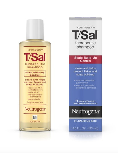 T/Sal Therapeutic Shampoo-Scalp Build-Up Control
