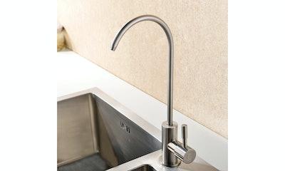 Ufaucet Modern Stainless Steel Brushed Nickel Sink
