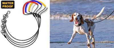 WATFOON Waterproof Lightweight Dog Leash