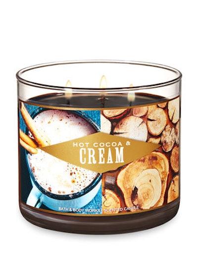Hot Cocoa & Cream