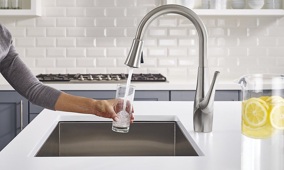 The 48 Best Kitchen Faucets For Hard Water Unique Kitchen Faucet Design