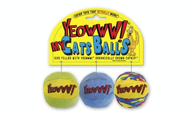 Yeowww My Cats Balls