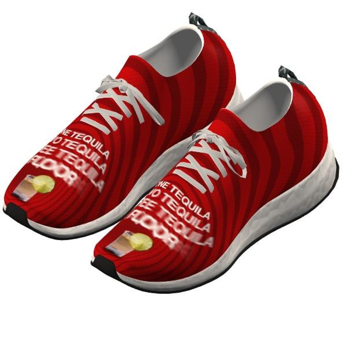 Red Tequila Sneakers