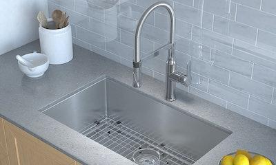 Kraus Kitchen Sink & Faucet Combo