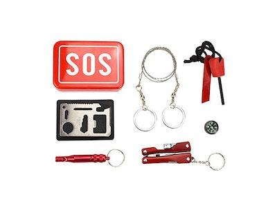 Micnaron Emergency Survival Kit