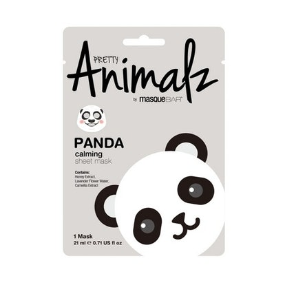 Pretty Animalz Panda Calming Sheet Mask