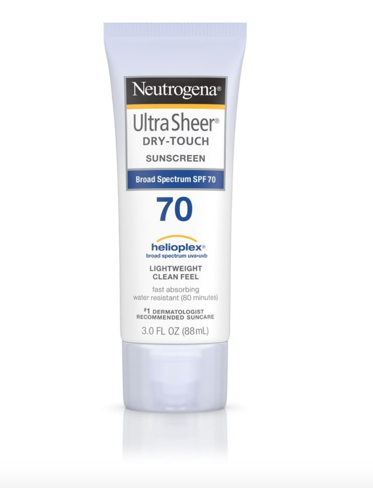 Ultra Sheer Dry-Touch Sunscreen Broad Spectrum SPF 70