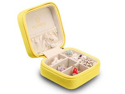 Vlando Travel Jewelry Box