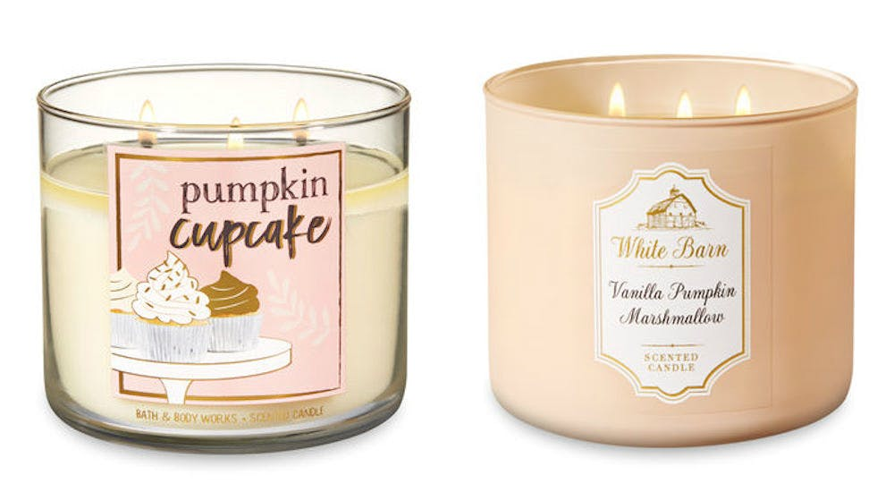 Bath Body Works New Fall 2018 Candle Collection Puts Plain Ol Pumpkin Spice To Shame