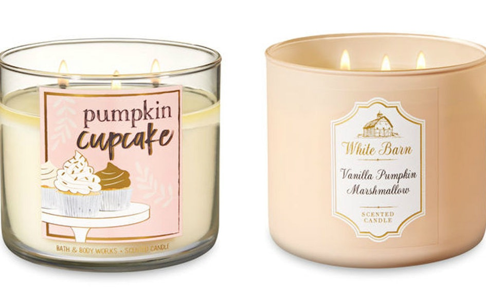 bath body works 39 new fall 2018 candle collection puts plain ol 39 pumpkin spice to shame. Black Bedroom Furniture Sets. Home Design Ideas