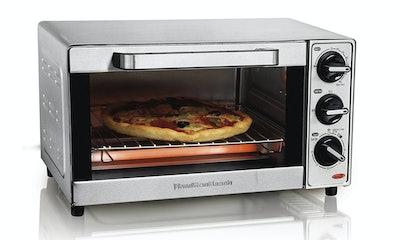 Hamilton Beach Stainless Steel 4 Slice Toaster Oven