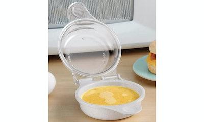 Miles Kimball Microwave Egg Muffin Cooker