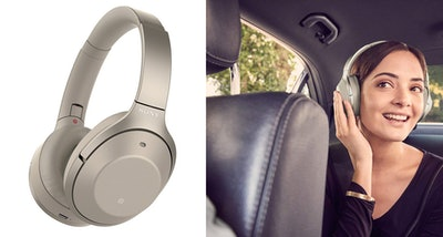 SONY Wireless Noise-Canceling Stereo Headset