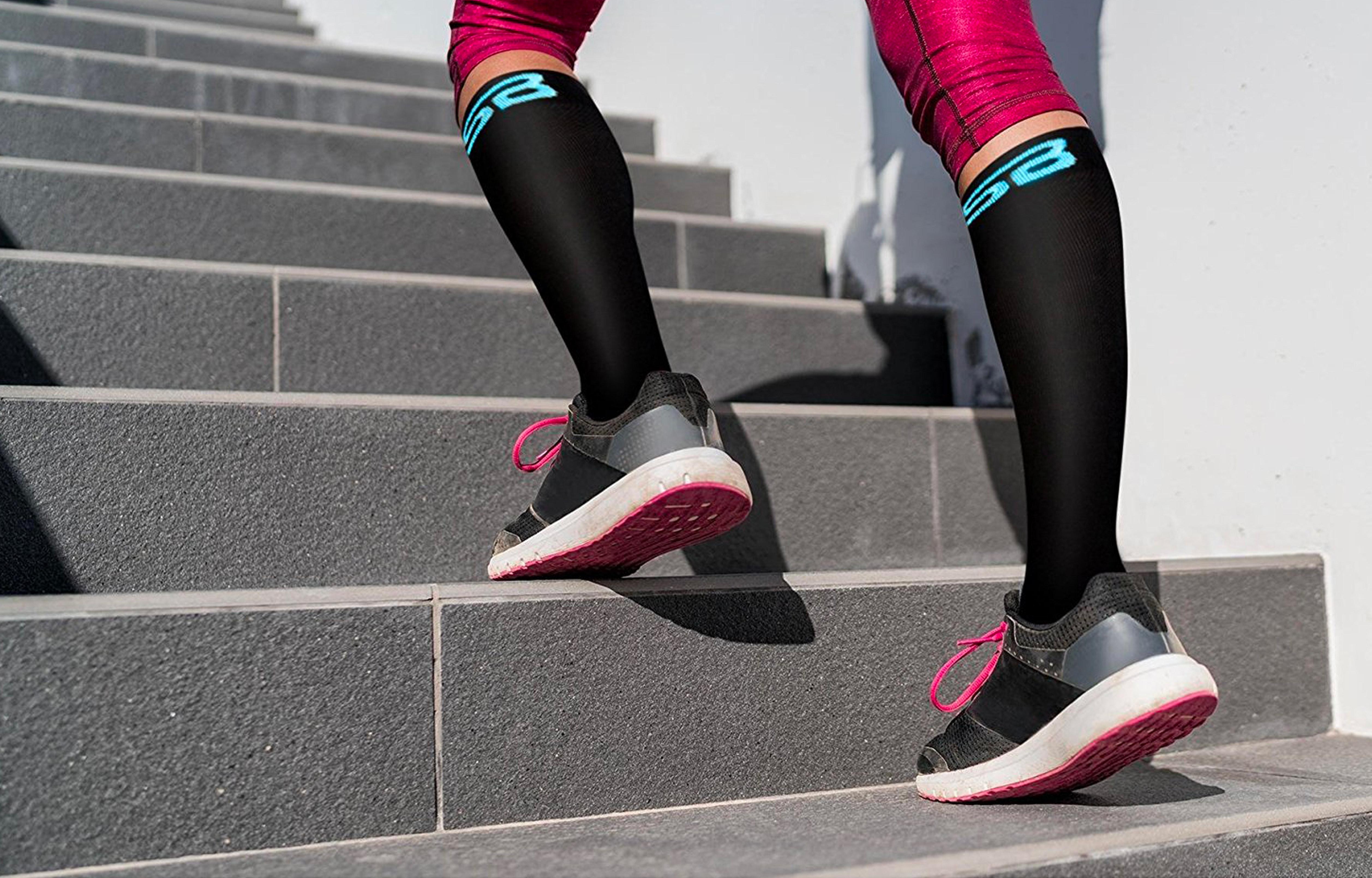 New Blitzu Compression Socks Size Small Compression Garments