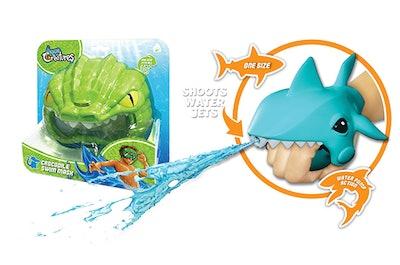 Aqua Creatures Swim Masks and Water Squirterz