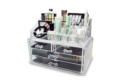 Ikee Design Acrylic Jewelry & Storage Display