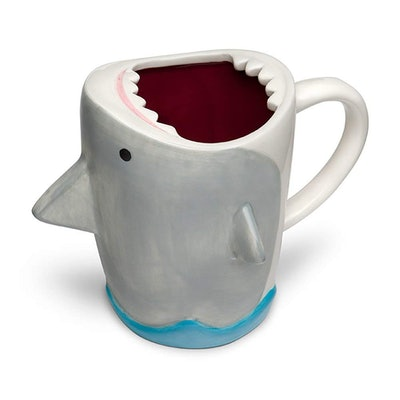 Shark Attack Ceramic Mug