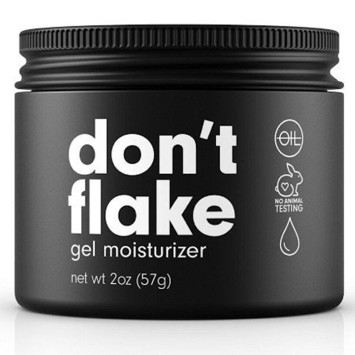 Don't Flake Gel Moisturizer