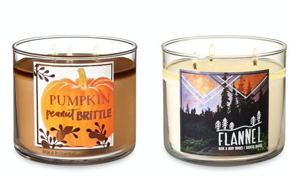 bath body works 39 fall candle deals will save you some money on those sweet sweet scents. Black Bedroom Furniture Sets. Home Design Ideas