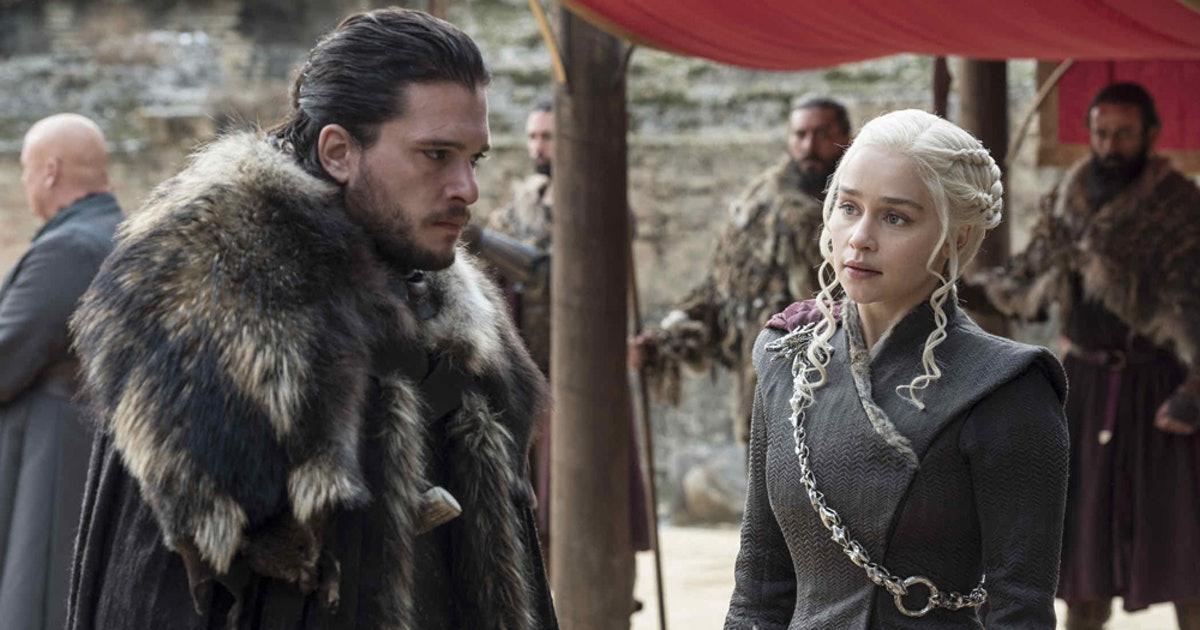 'Game Of Thrones' Season 8 Will Premiere In Early 2019 & It's Not Soon Enough