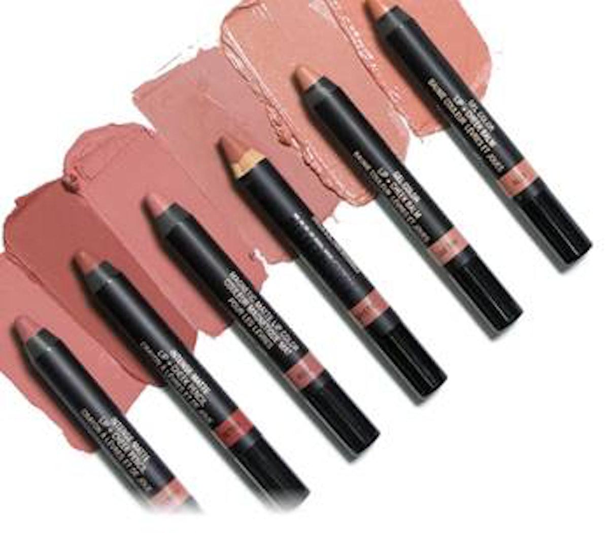 Nudestix Bebe Pinks Lip Kit