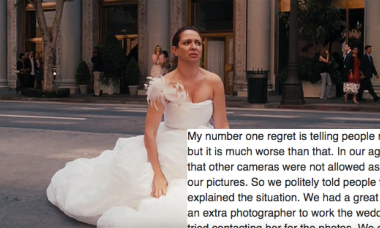 14 Brides Share Their Biggest Honeymoon Regrets in Hopes of Saving Others