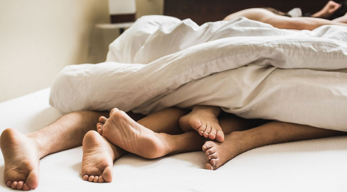 What To Do If Your Partner Wants To Have A Threesome But You Don't, According To An Expert