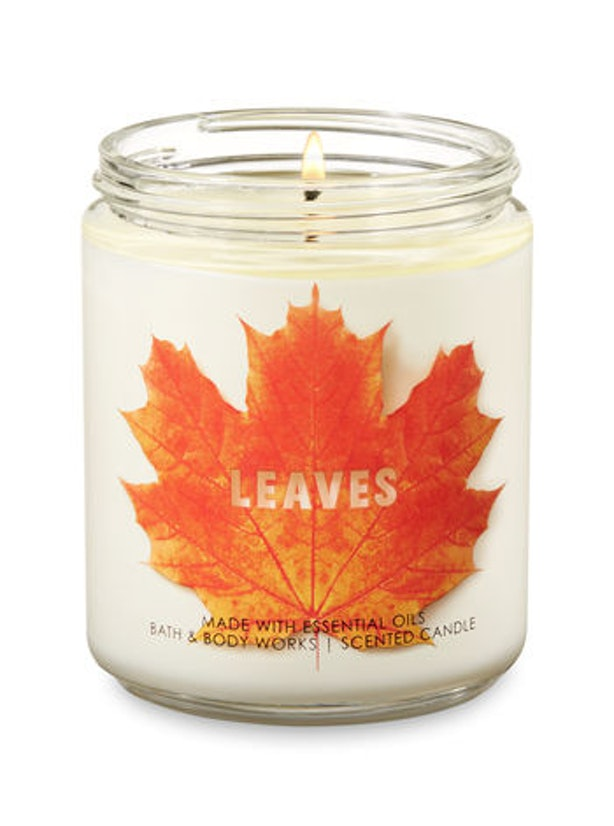 Take For Instance Leaves A Familiar Fave That Blends Crisp Red Apple Golden Nectar And Warm Clove Spice With Essential Oils That Is One Of The