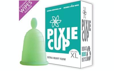 Pixie Cup Extra Heavy Flow