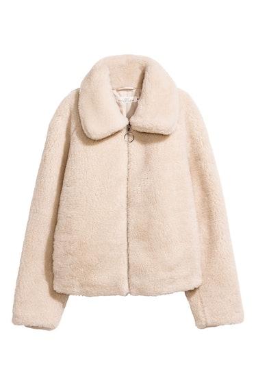 Short Pile Jacket