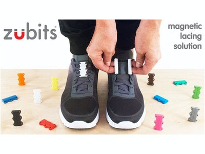 Zubits Magnetic Lacing Solution