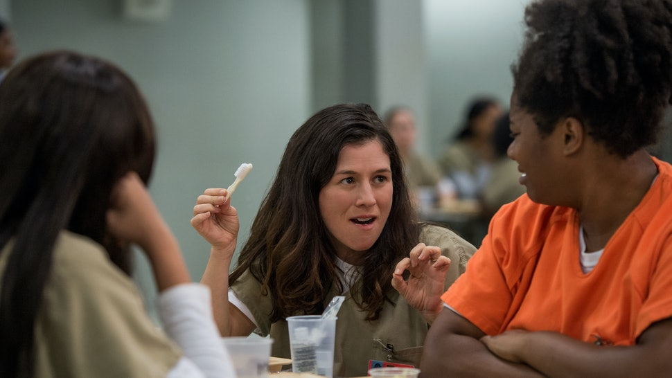 Is Morello Really Pregnant On 'Orange Is The New Black'? She