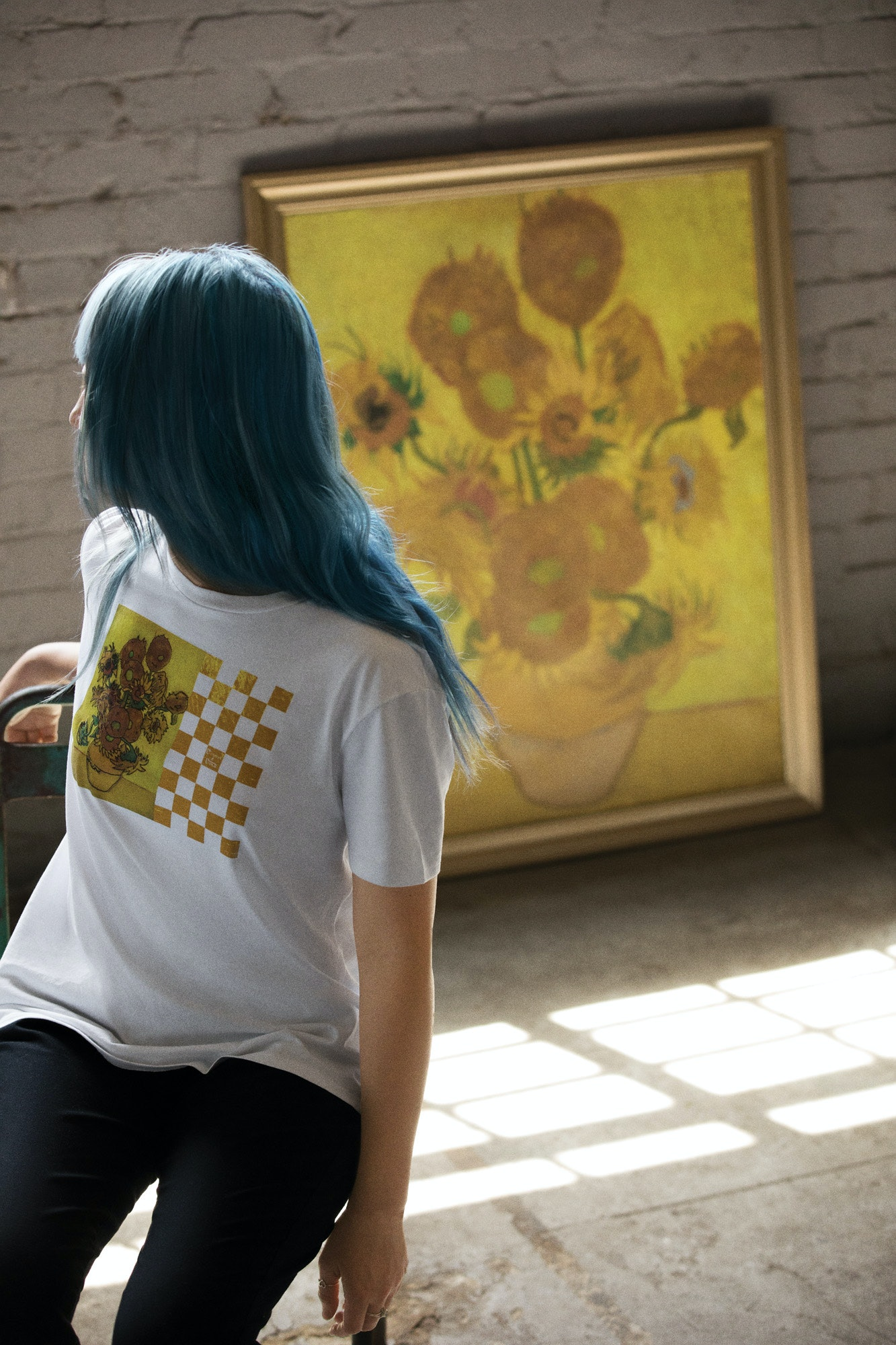73c90604c7 When Does The Vans x Van Gogh Museum Shoe Line Come Out  It Will Have You  Walking On Sunflowers — Kind Of
