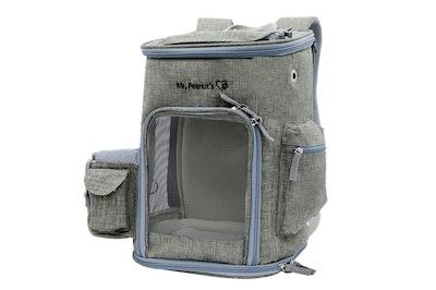 Mr. Peanut's Backpack Carrier