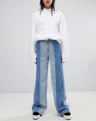 Stradivarius Soft Denim Pants
