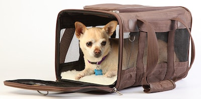 Sherpa Travel Deluxe Pet Carrier