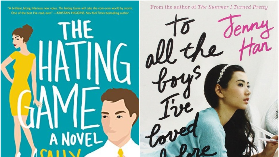 5 Romance Novels That Are Becoming Movies Or TV Shows In The