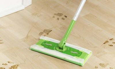 Swiffer Sweeper Cleaner Dry & Wet Mop