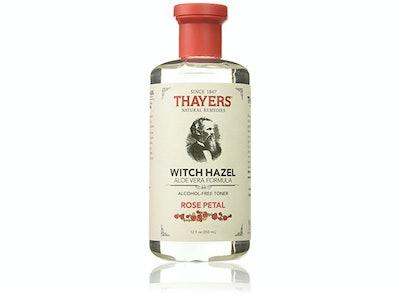 Thayers Rose Petal Witch Hazel with Aloe Vera