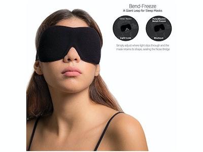 olarBlack, Bamboo Sleep Mask